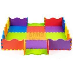 Žaidimų kilimėlis-dėlionė EVA4