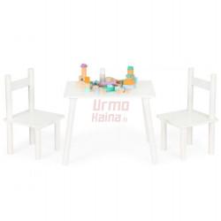 Žaidimų stalas + 2 kėdės E8A