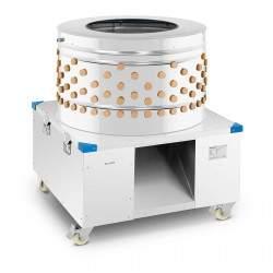 Paukščių automatinė pešykla - 1000 kg/h - 80 cm