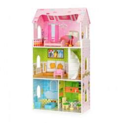 Medinis lėlių namas W3