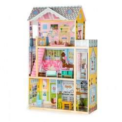 Medinis lėlių namas F4
