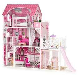 Medinis lėlių namas T9