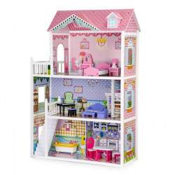 Medinis lėlių namas H4