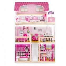 Medinis lėlių namas H1
