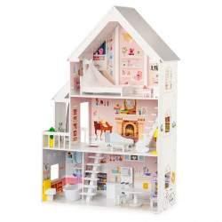 Medinis lėlių namas N7