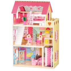 Medinis lėlių namas N4