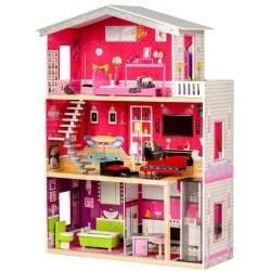 Medinis lėlių namas W5
