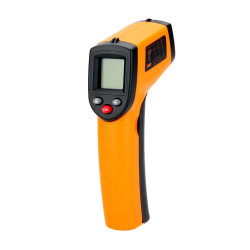 Bekontaktis termometras G330iR | Nuo -50 iki 330°C