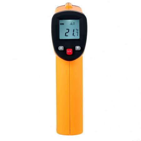 Bekontaktis termometras D8-380 | Nuo -50 iki 380°