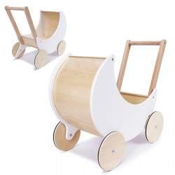 Medinis vežimėlis LULILO