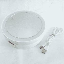 Kosmetinis LED veidrodis su USB jungtimi