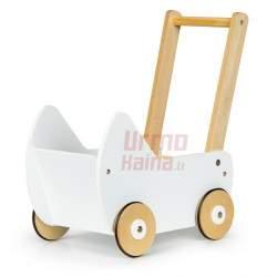 Medinis vežimėlis lėlėms Classic
