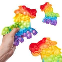 Antistresinis terapinis žaislas POP IT Ponis