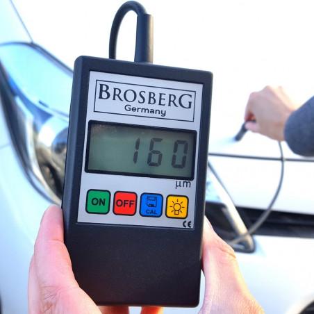 Skaitmeninis Brosberg dažų storio matuoklis   Dažų storio testeris Brosberg P4 PRO+