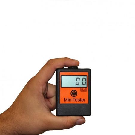 Skaitmeninis dažų storio matuoklis / dažų storio testeris MINI