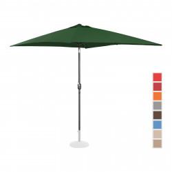 Sodo skėtis - 200x300 cm - žalias - UNI-UMBRELLA-TSQ2030GR