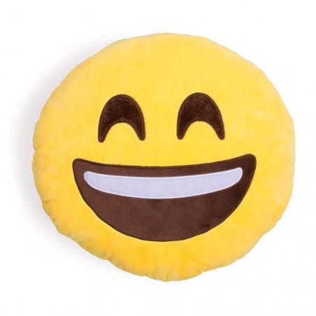 """Emoji pagalvė """"Happy"""""""