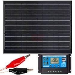Saulės elektrinės rinkinys VOLT 70W 12V