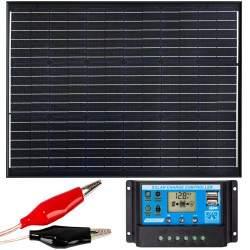 Saulės elektrinės rinkinys VOLT 50 W 12 V