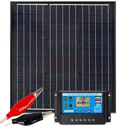 Saulės elektrinės rinkinys VOLT 40 W 12 V