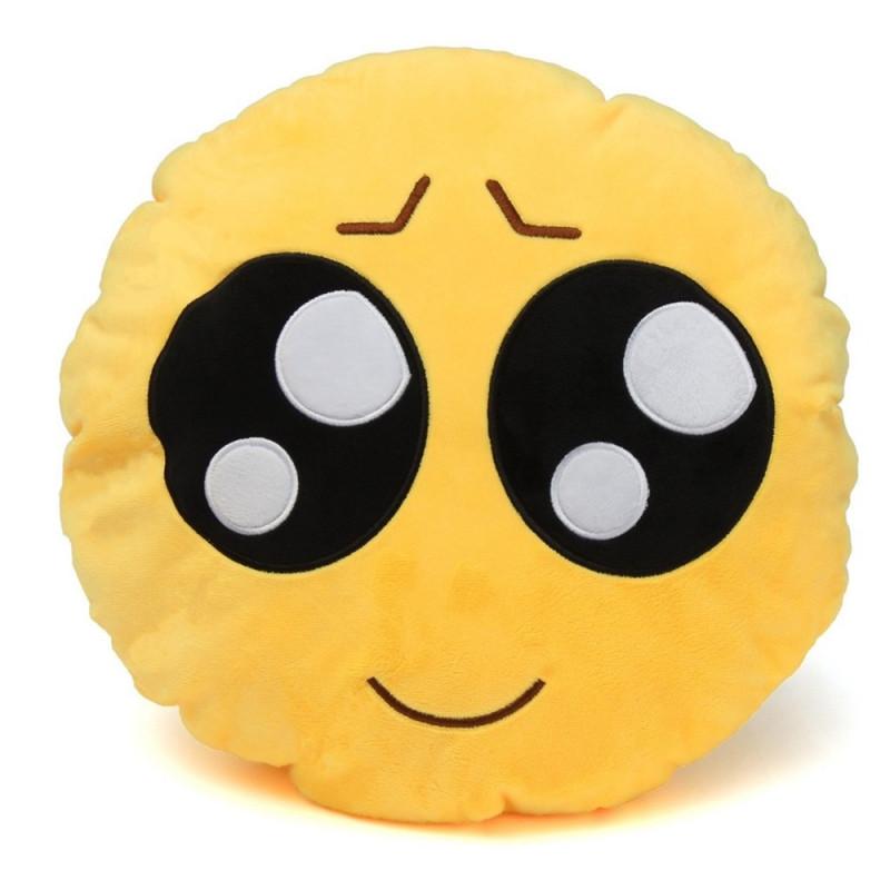 """Emoji pagalvė """"Cute"""""""