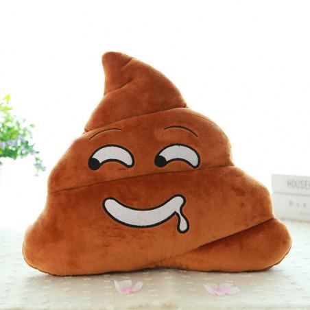 """Emoji pagalvė """"Poop 2"""""""