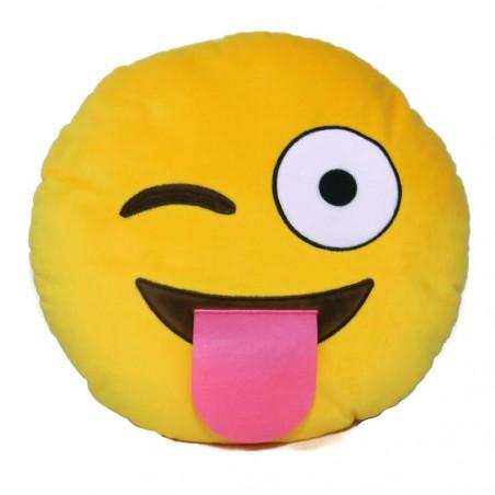 """Emoji pagalvė """"Big tongue"""""""