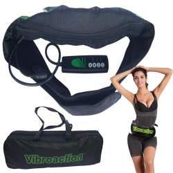 Vibroaction diržas | Vibracinis treniruoklis | Vibro masažuoklis