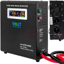 Įtampos keitiklis VOLT SINUSPRO-800W 12V / 230V / 800W