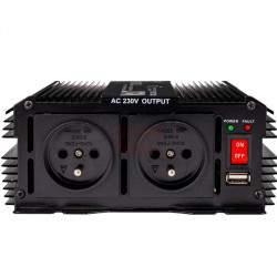 Įtampos keitiklis IPS-2000N 12V/230V/2000W