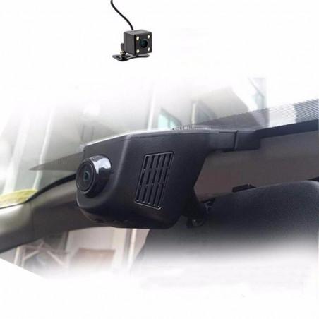 Vaizdo registratorius su Wifi H3K | Slaptas registratorius