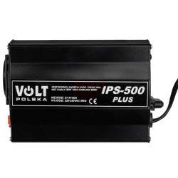 Inverteris VOLT IPS-500 PLUS 24V/230V/500W