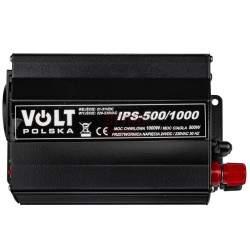 Inverteris VOLT IPS-500/1000 24V/230V/1000W