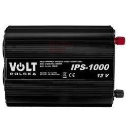 Inverteris VOLT IPS-700/1000 12V/230V/1000W
