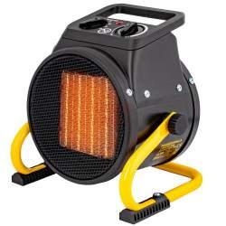 Elektrinis šildytuvas su termostatu VOLT COMFORT 2500W BD9