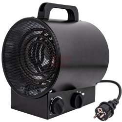 Elektrinis šildytuvas su termostatu VOLT 2500W BD0