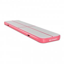 Pripučiamas gimnastikos kilimėlis - 400x100x20 cm GR-ATM16