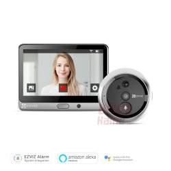 IP durų skambutis su monitoriumi EZVIZ DP1