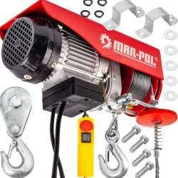Elektrinė gervė MAR-POL 800 kg 1300 W
