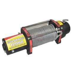 Elektrinė gervė FGS COLORADO Titanium Winch C32