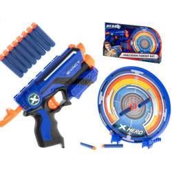 Žaislinis šautuvas HERO Exact