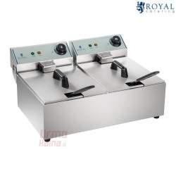 Elektrinė gruzdintuvė Royal RCEF-10DY-ECO