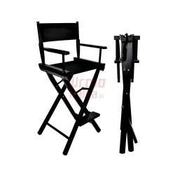 Sulankstoma makiažo kėdė MK1 Medinė