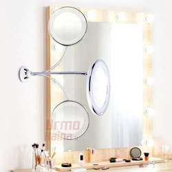 Kosmetinis veidrodis su apšvietimu MV4