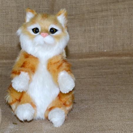 Kalbantis katinas   Atkartojantis garsus šokantis katinas
