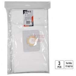 Dulkių maišai siurbliui YATO YT-85730