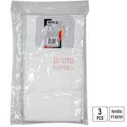 Dulkių maišai siurbliui YATO YT-85731