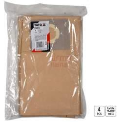 Dulkių maišai siurbliui YATO YT-85732