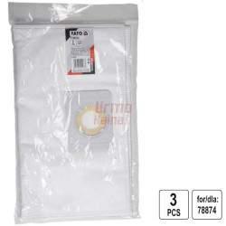 Dulkių maišai siurbliui YATO YT-85733