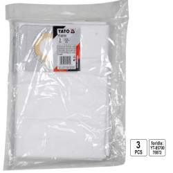 Dulkių maišai siurbliui YATO YT-85735